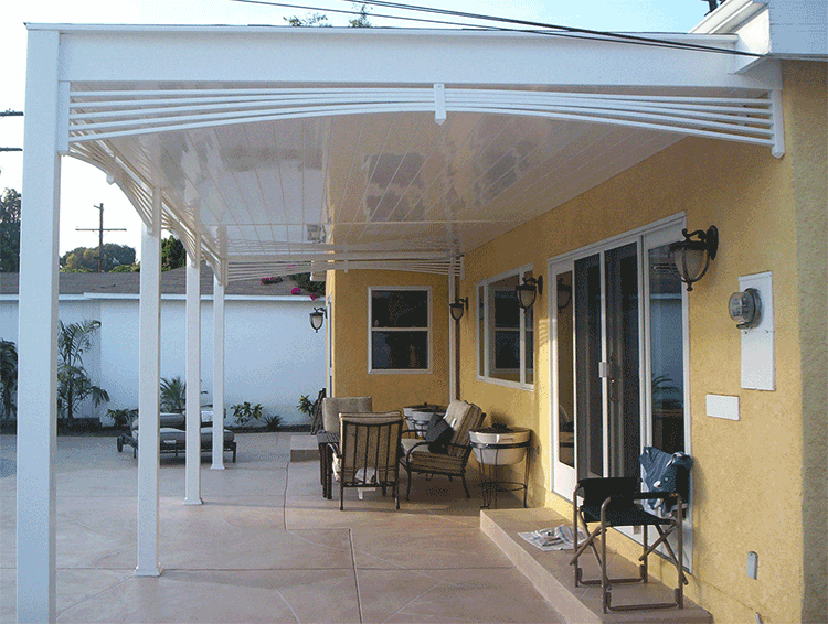 Solid Patio Cover