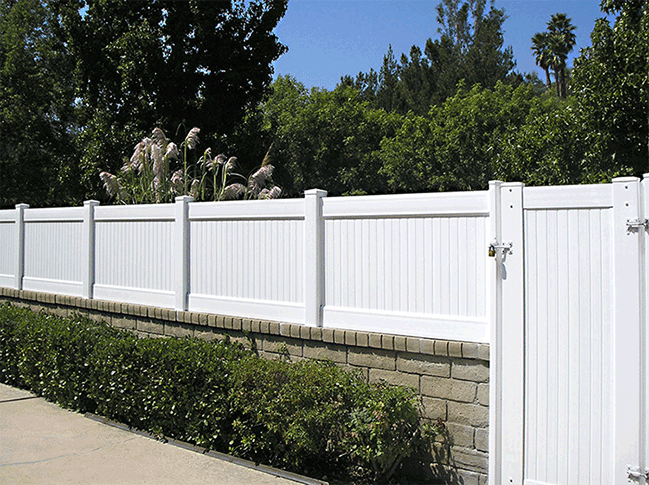 Picket Fence Extension Project Pdf Download Woodworkers
