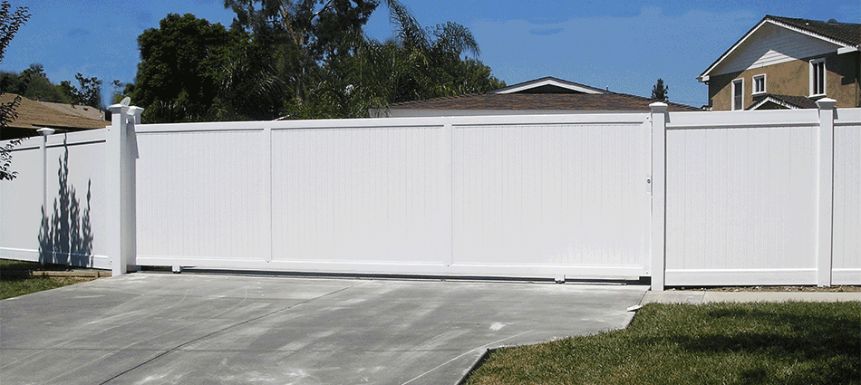 Wide Driveway GatesMost driveway gates range from 8' wide to 22' wide, our driveway gates are fabricated to requested dimensions at no additional cost  to the customers. prices are determined by the width of the gate.