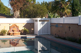 Pool Equipment Enclosure