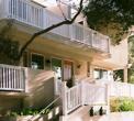 Vinyl Multi Level Railing and Balcony