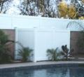 Vinly Pool Equipment Enclosure