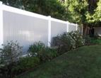 Vinly Privacy Fencing Gray Color