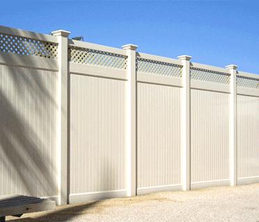 Vinyl Privacy Fencing Los Angeles Vinyl Solid Fencing